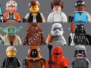 "The ""LEGO Transform""---From Construction To Fabulation: Some LEGO Star Wars Characters, Many Stories..."