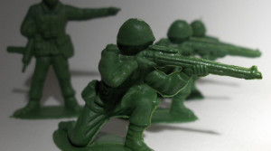 """From Plastic Soldiers To Soldiers' (Combat) Plastic: Defense strategists plan to remove vulnerable supply lines from the battlefield equation with """"Battlefield Armory"""" innovations to empower combat units to resupply themselves with mission-critical war materiel via in-action 3DP."""