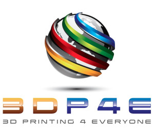 3DP4E's Logo Suite--3D Printing Around The World?