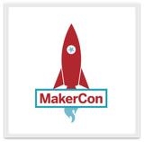 MakerCon Logo Rocket
